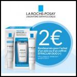 Offre de Remboursement (ODR) La Roche Posay : 2 € Remboursés sur l'achat d'un produit ou d'un coffret Effaclar Duo [+] - anti-crise.fr