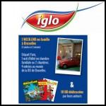 Tirage au Sort Iglo : 1 Week-end à Bruxelles en famille pour 4 personnes à Gagner - anti-crise.fr