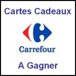 Tirage au Sort Carrefour : Cartes Cadeaux à Gagner - anti-crise.fr