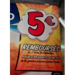 Offre de Remboursement (ODR) Findus : 5 € en 2 Bons d'Achats sur la gamme poissons panés - anti-crise.fr