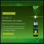 Test de Produit Yves Rocher sur Facebook : Elexir 7.9 - anti-crise.fr