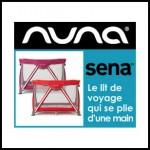 Test de Produit Conso Baby : Lit de voyage SENA de Nuna - anti-crise.fr