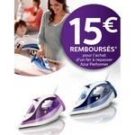 odr - offre de remboursement 15 euros sur fer azur philips