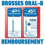 Offre de Remboursement Oral B : Jusqu'à 45 € pour l'achat d'une brosse à dents électrique - anti-crise.fr