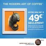 Offre de Remboursement (ODR) Nescafé Dolce Gusto : Votre machine Mini Me à 49 € - anti-crise.fr