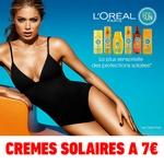 odr - offre de remboursement shopmium cremes solaire loreal sublime sun a 7 euros