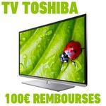 odr offre de remboursement toshiba televiseur