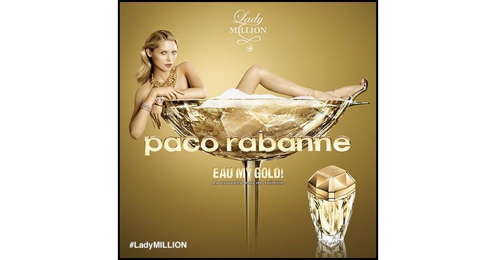 Tirage au Sort Nocibé : Un Weekend à Paris et des parfums Lady Million à Gagner - anti-crise.fr