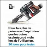 Offre d'Essai Dyson : DC43H Satisfait ou 100 % Remboursé - anti-crise.fr