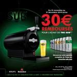 Offre de Remboursement (ODR) Krups : 30 € Remboursés sur The Sub noir - anti-crise.fr