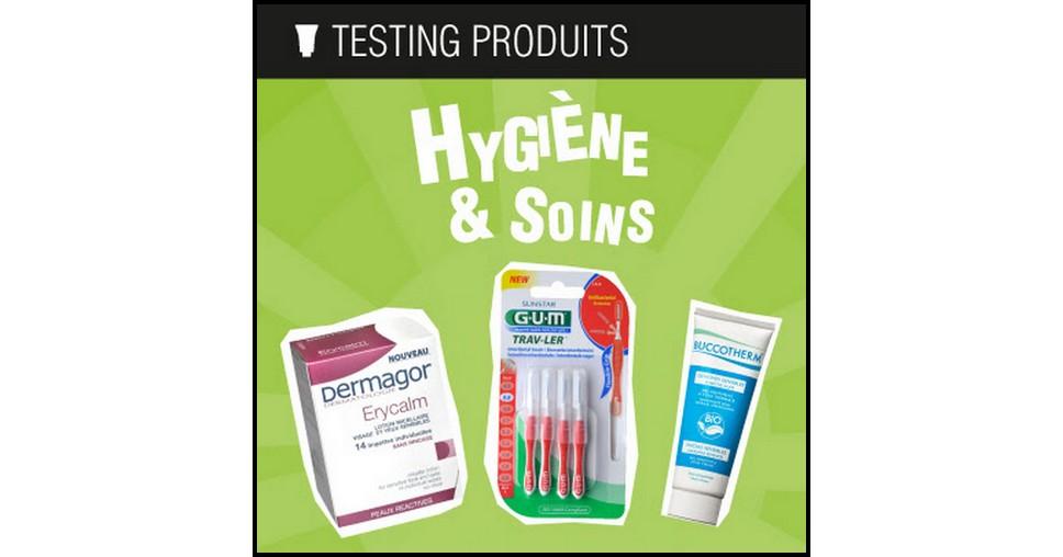 Test de Produit Pharmacie Lafayette : Hygiène & Soins - anti-crise.fr