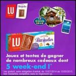 Tirage au Sort Ma Vie En Couleurs & Lu : Week-end dans un logement du réseau Cabanes de France à Gagner - anti-crise.fr