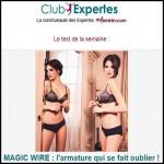 Test de Produit Au Féminin : Soutien-Gorge Bdy Make-up Magic Wire - anti-crise.fr