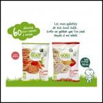 Test de Produit Conso Baby : Galettes de riz Good Gout - anti-crise.fr