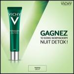 Tirage au Sort Vichy sur Facebook : Soin purifiant Normaderm Nuit Detox - anti-crise.fr