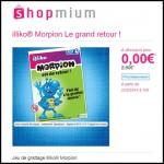 Offre de Remboursement (ODR) Shopmium - Jeu de grattage illiko® Morpion 100 % Remboursé - anti-crise.fr