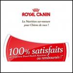 Offre d' Remboursement Royal Canin : Breed Health Nutrition jusqu'à 3 kg 100 % Remboursés - anti-crise.fr