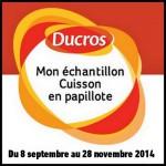 Echantillon Ducros par Tirage au Sort sur Facebook : Des Sachets préparation à Gagner - anti-crise.fr