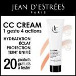 Test de Produit Betrousse : CC Cream de Jean d'Estrées - anti-crise.fr