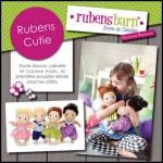 Test de Produit Conso Baby : Poupée Rubens Cutie Barn® - anti-crise.fr