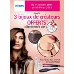 Bon Plan Philips : Bijoux Offerts pour un Produit de Beauté acheté - anti-crise.fr
