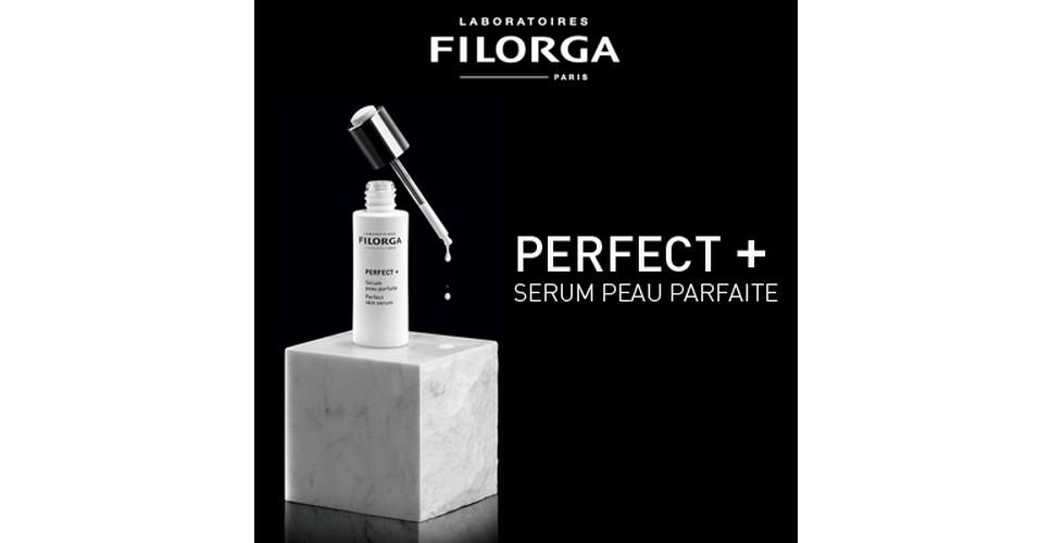 Test de Produit Beauté Test : Sérum Peau Parfaite Perfect+ des Laboratoires Filorga - anti-crise.fr