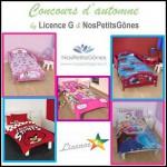 Tirage au Sort Licence G sur Facebook : Parure de lit enfant à Gagner - anti-crise.fr