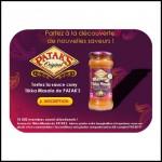 Test de Produit Tester Tout : Le curry indien Tikka Masala de Patak's - anti-crise.fr