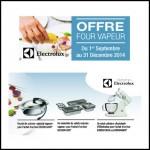 Bon Plan Electrolux : Un Accessoire Culinaire Offert pour tout achat d'un Four Vapeur - anti-crise.fr