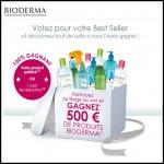 Instants Gagnants Bioderma : Produits de Beauté et Bons de Réduction à Gagner - anti-crise.fr