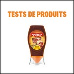 Tests de Produits : Sauce barbecue miel de Amora - anti-crise.fr