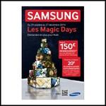 Offre de Remboursement (ODR) Samsung : Jusqu'à 150 € Remboursés sur les barres de son - anti-crise.fr