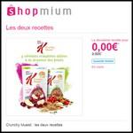 Offre de Remboursement (ODR) Shopmium : Crunchy Muesli Les deux recettes 1 acheté = 1 Offert - anti-crise.fr