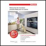 Offre de Remboursement (ODR) Mièle : Jusqu'à 500 € Remboursés à partir de 3 produits achetés - anti-crise.fr