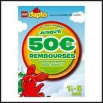 Offre de Remboursement (ODR) Lego : Jusqu'à 50 € sur Duplo - anti-crise.fr