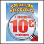 Offre de Remboursement (ODR) Goliath : 10 € sur une sélection de Jeux - anti-crise.fr