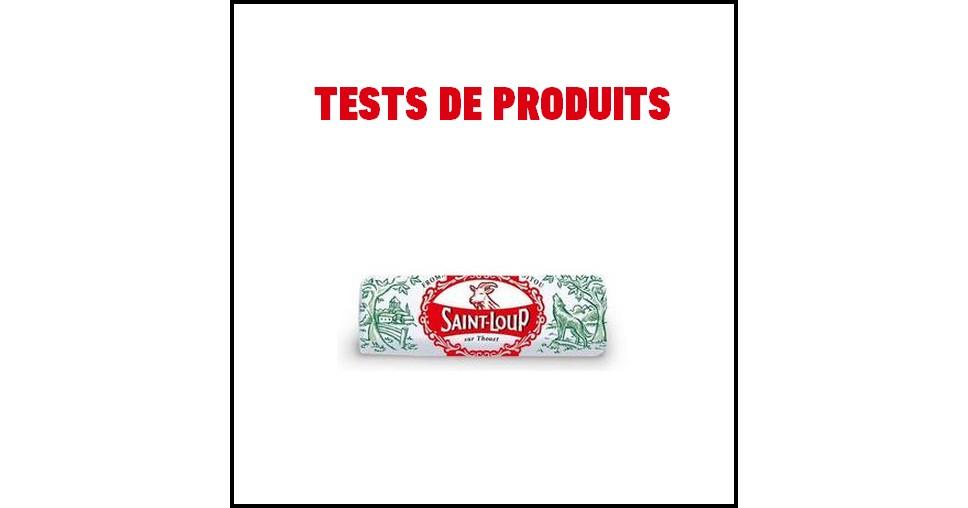 Tests de Produits : Bûche de chèvre de Saint-Loup 6 ANTI6CRISE.FR