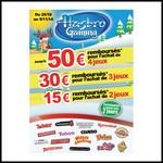 Offre de Remboursement (ODR) Hasbro : Jusqu'à 50 € sur les Jeux - anti-crise.fr