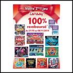 Offre de Remboursement (ODR) Lansay : Votre 2ème Jeu 100 % Remboursé - anti-crise.fr
