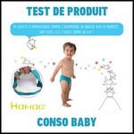 Test de produit Conso Baby : Culotte apprentissage HAMAC - anti-crise.fr