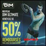 Offre de Ramboursement (ODR) Dim : Boxer Ultimate 50 % Remboursés - anti-crise.fr