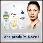Tirage au Sort Ma Vie En Couleurs : Produits Dove à Gagner - anti-crise.fr