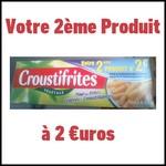 Offre de Remboursement (ODR) Croustifrites : Votre 2ème Huile Végétale en pain à 2 € - anti-crise.fr