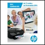 Offre de Remboursement (ODR) HP : 50 € sur le Matériel d'Impression Mobile - anti-crise.fr