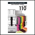 Bon Plan Magimix : 1 Compact ou 1 Cuisine Système Acheté = 1 Coffret Cubes et Bâtonnets + 1 Balance Offerts - anti-crise.fr