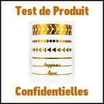Test de Produit Confidentielles : Tatouages Ephémères T.E.M dorés (modèle Salvador) et colorés (modèle Bahia) - anti-crise.fr