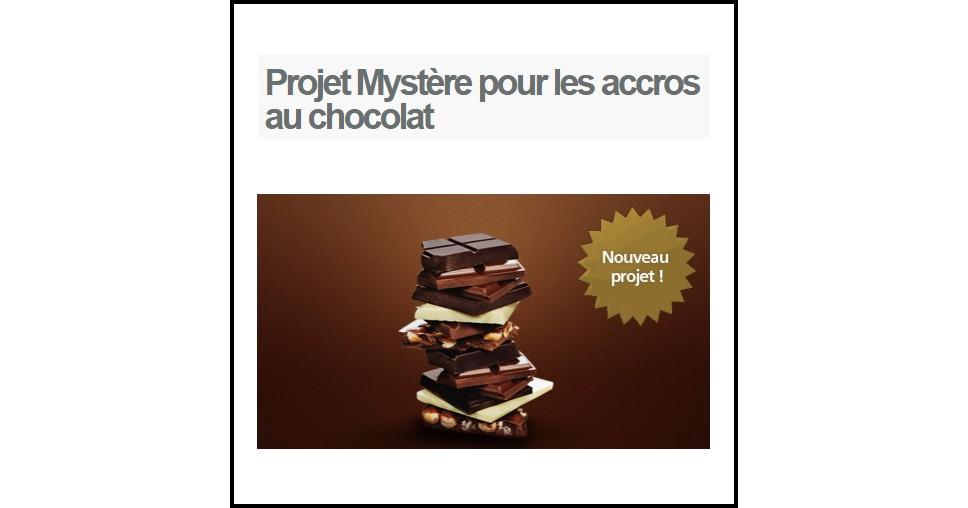 Test de Produit trnd : Pour les accros au chocolat - anti-crise.fr