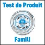 Test de Produit Famili : Crème Corps Fouettée L'Occitane - anti-crise.fr