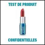 Test de Produit Confidentielles : Rouge à lèvres de Sante Naturkosmetik - anti-crise.fr