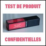 Test de Produit Confidentielles : Colorstay Moisture Stain de Revlon - anti-crise.fr